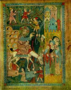 Οι λίθοι κεκράξονται - Κυριακή των Βαΐων