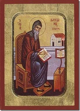 Άγιος Κασσιανός ο Ρωμαίος