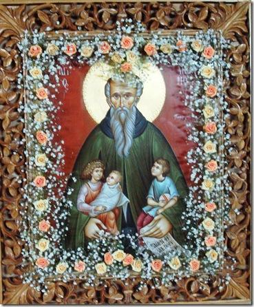 Ο Άγιος Στυλιανός μας!!