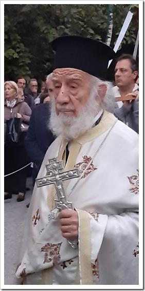 + π. Αθανάσιος Γιακουμάκης